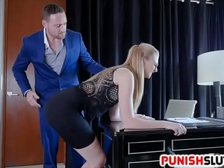 Punishment Ensues For Trained Secretary