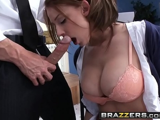 Brazzers - Big Tits at College - (Madison Fox) - Mr. Hollands Owed Muff