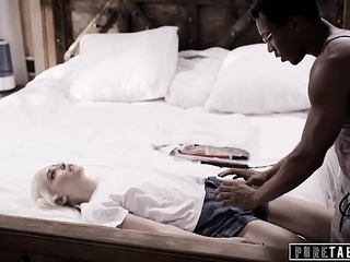 PURE TABOO Blind Teen Tricked into IR Creampie by Fake Therapist